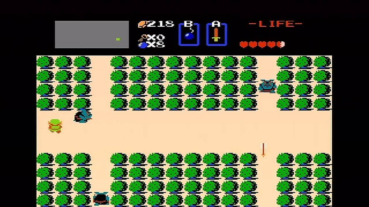 The Legend of Zelda (1988)